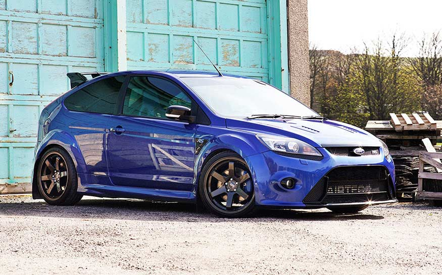 Ford Focus                                                    18 inch bola B1 Gloss black