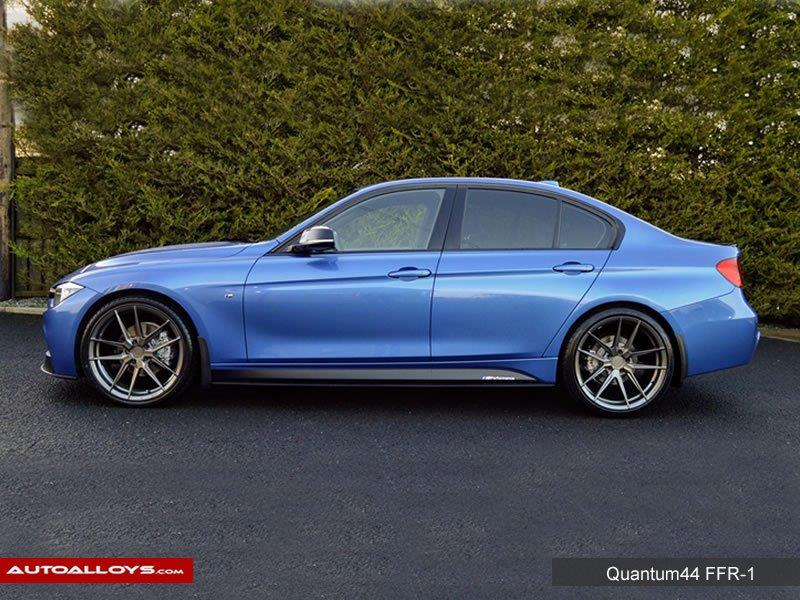 BMW 3 Series                                                    Quantum 44 SFF-1 Alloy Wheels