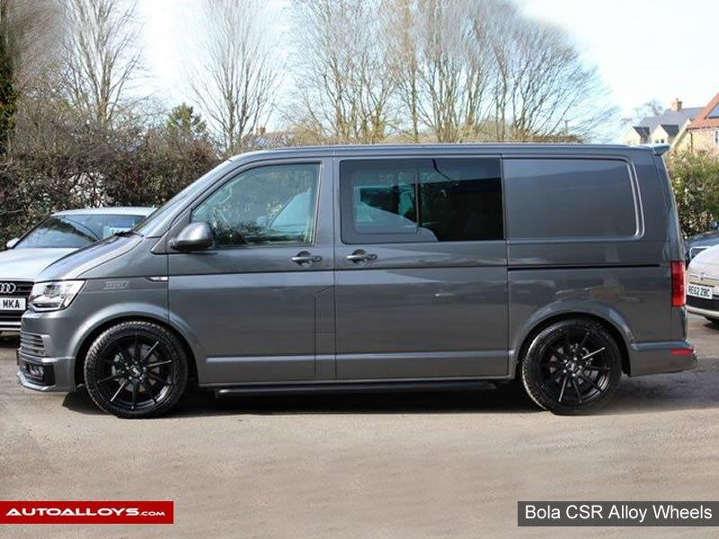 Volkswagen T5                                                    Bola CRS Alloy Wheels