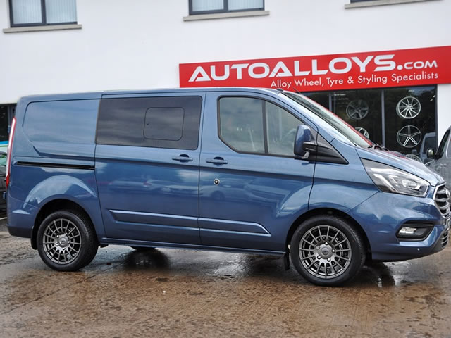 Ford Transit                                                    18 inch Calibre T-Sport Ford Transit