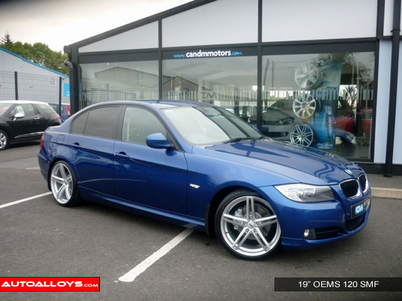 BMW 3 Series 05 - 12 (E90) 19 inch OEMS 120 Alloy Wheels