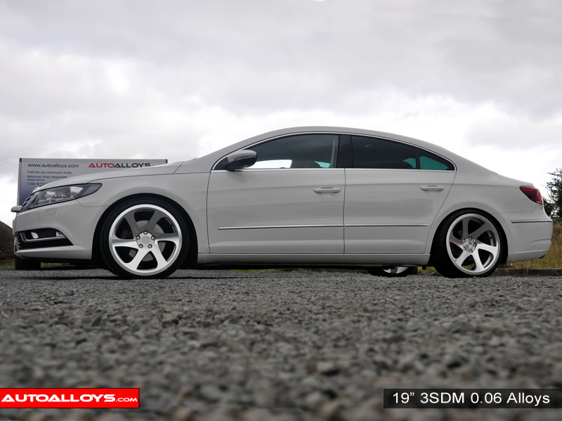 Volkswagen Passat CC 12 On (3CC) 19 inch 3SDM 0.06 Alloy Wheels