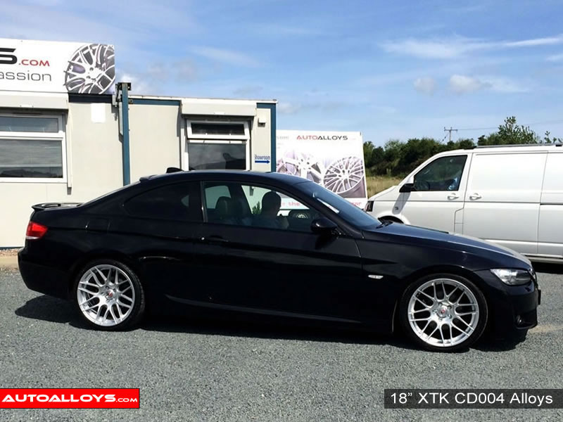 BMW 3 Series 06 On (E92) 18 inch XTK CD004 Alloy Wheels