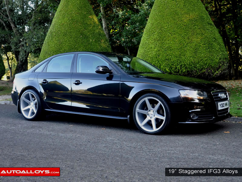 Audi A4 08 On (B8) 19 inch OEMS IFG3 Alloy Wheels