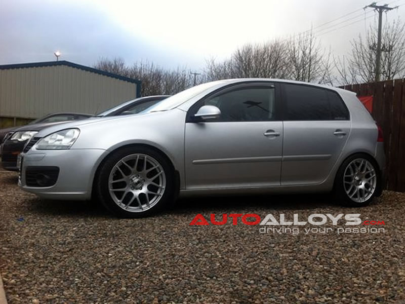 Volkswagen Golf 04 - 08 (MK5) 18 inch DRC DRM Alloy Wheels