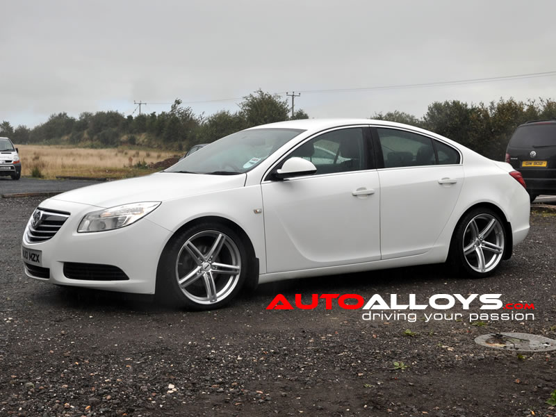Vauxhall Insignia 09 On 19 inch OEMS 120 Alloy Wheels