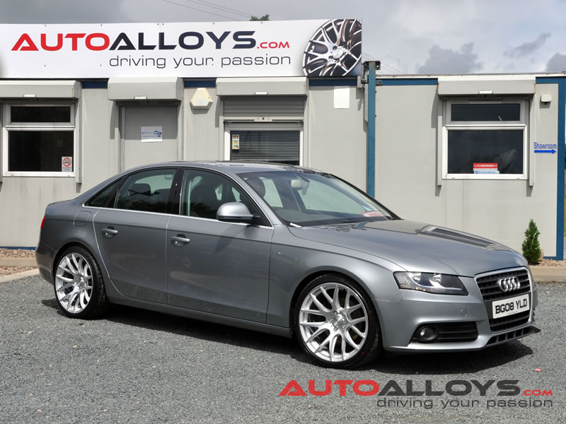 Audi A4 08 On (B8) 19 inch 3SDM 0.01 Alloy Wheels