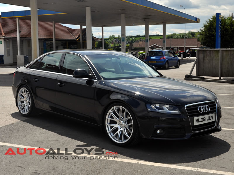 Audi A4 08 On (B8) 20 inch Zito 935 Alloy Wheels