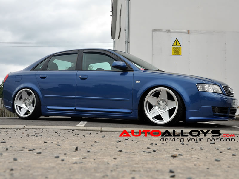 Audi A4 01 - 04 (B6) 19 inch 3SDM 0.05 Alloy Wheels