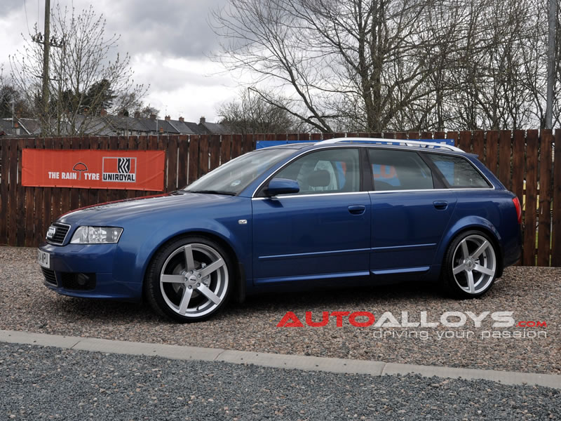 Audi A4 01 - 04 (B6) 19 inch OEMS 115 Alloy Wheels