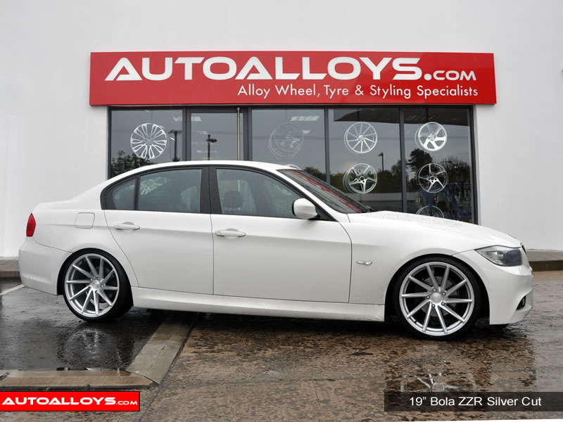 BMW 3 Series 05 - 12 (E90) 19 inch Bola ZZR Alloy Wheels