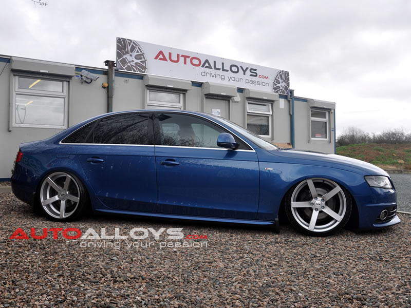 Audi A4 08 On (B8) 19 inch OEMS 115 Alloy Wheels