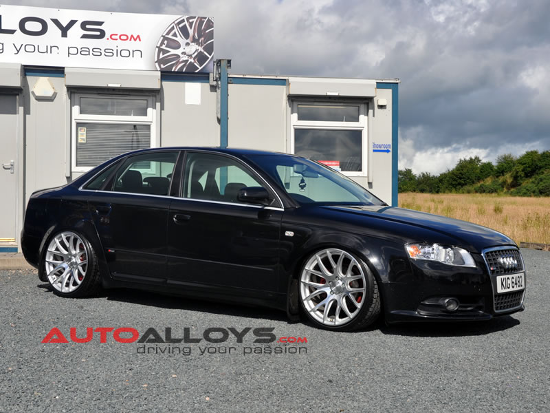 Audi A4 04 - 07 (B7) 19 inch 3SDM 0.01 Alloy Wheels