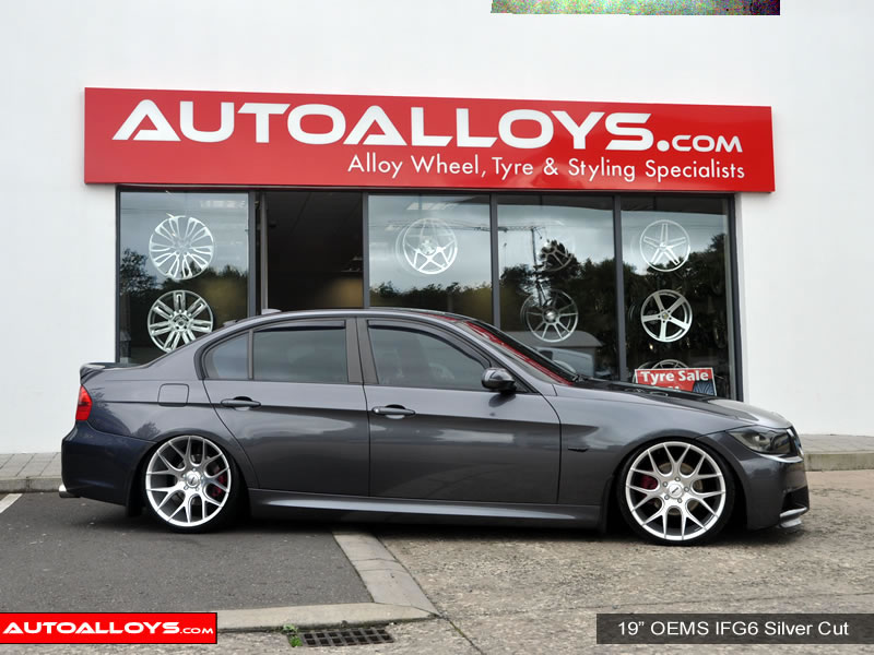 BMW 3 Series 05 - 12 (E90) 19 inch OEMS IFG6 Alloy Wheels