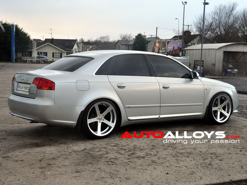 Audi A4 04 - 07 (B7) 19 inch Cades Apollo Alloy Wheels