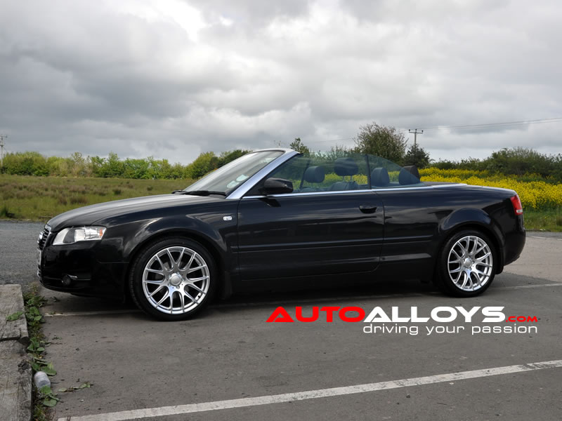 Audi A4 04 - 07 (B7) 18 inch Zito 935 Alloy Wheels