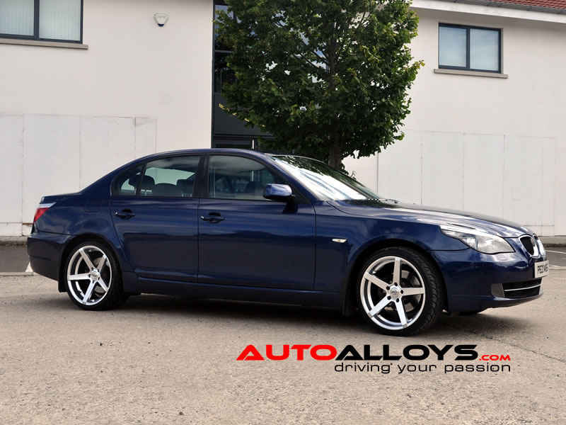 BMW 5 Series 03 - 10 (E60) 19 inch AVA Miami Alloy Wheels