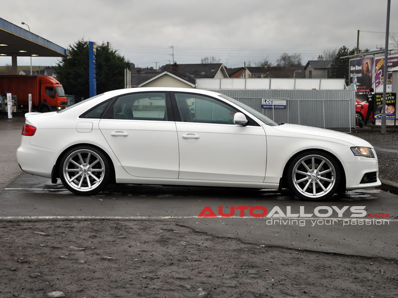 Audi A4 08 On (B8) 19 inch OEMS 110 SMF Alloy Wheels