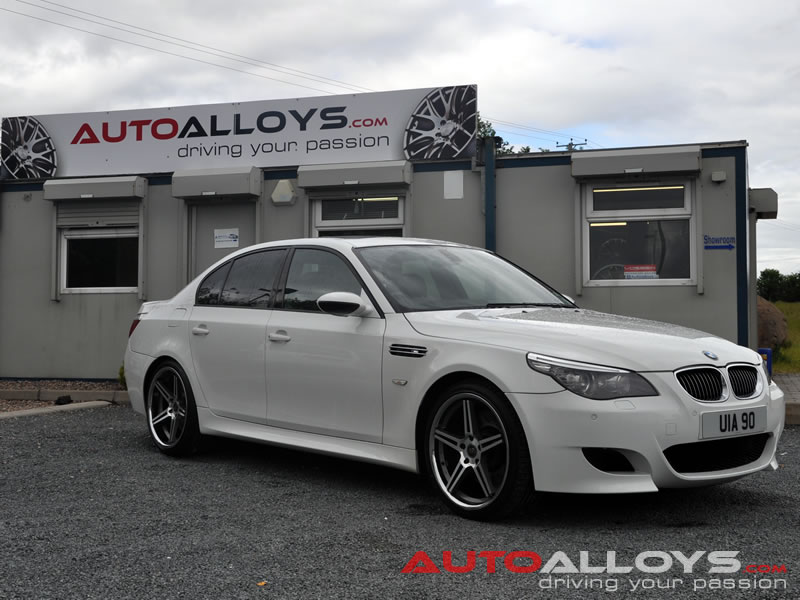 BMW 5 Series 03 - 10 (E60) 20 inch Cades Calisto GMF Alloy Wheels