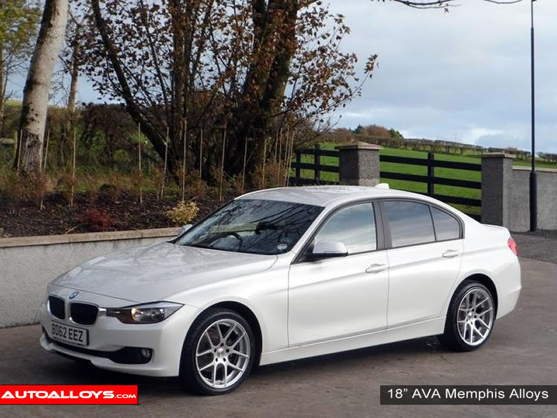 BMW 3 Series 12 On (F30) 18 inch AVA Memphis Alloy Wheels