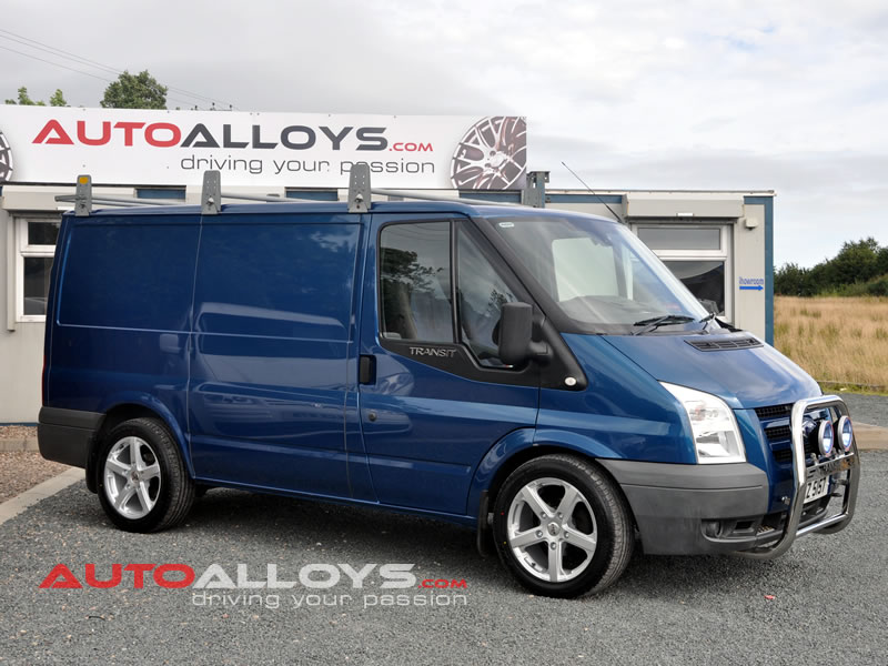 Ford Transit 06 - 13 (FWD)(MK7) 18 inch Fox Viper Alloy Wheels