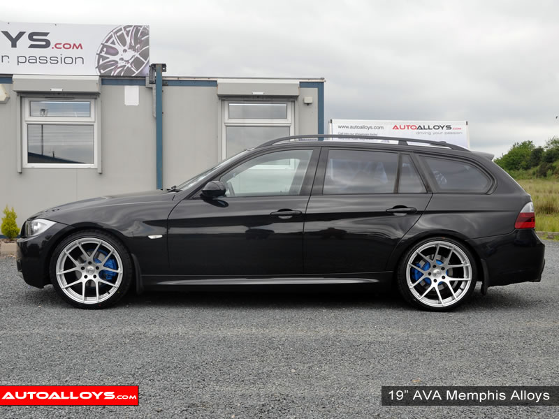 BMW 3 Series 05 - 12 (E91) 19 inch AVA Memphis Alloy Wheels