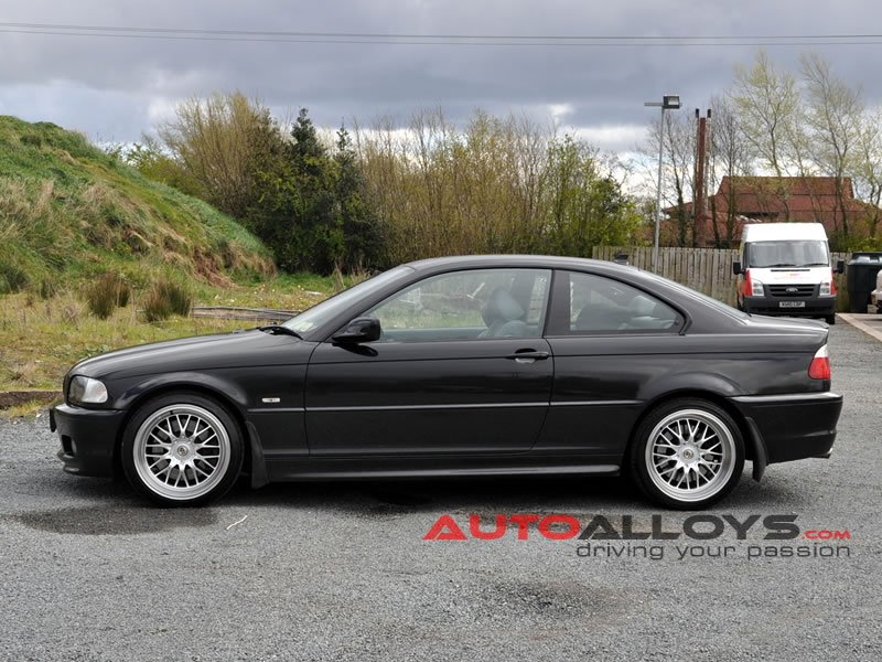 BMW 3 Series 98 - 05 (E46) 18 inch Cades Tyrus SPL Alloy Wheels