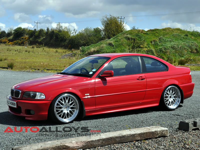 BMW 3 Series 98 - 05 (E46) 19 inch Cades Tyrus SPL Alloy Wheels