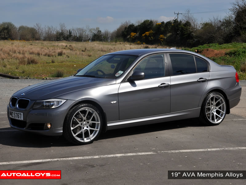 BMW 3 Series 05 - 12 (E90) 19 inch AVA Memphis Alloy Wheels