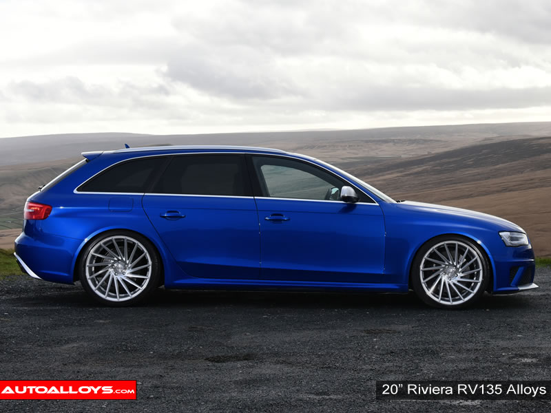 Audi A6 11 On (C7) 20 inch Riviera RV135 SPF Alloy Wheels