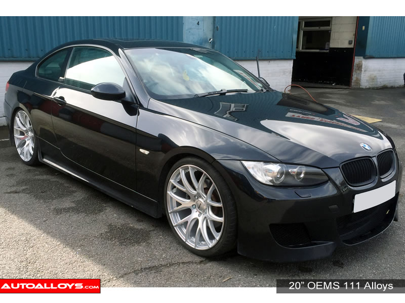 BMW 3 Series 06 On (E92) 20 inch OEMS 111 SMF Alloy Wheels