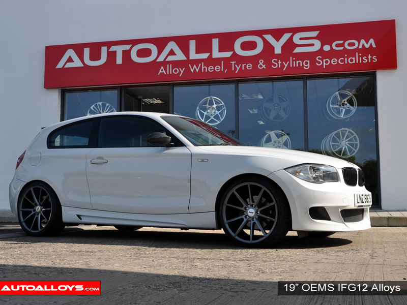 BMW 1 Series 07 - 12 (E181) 19 inch OEMS IFG12 MGM Alloy Wheels