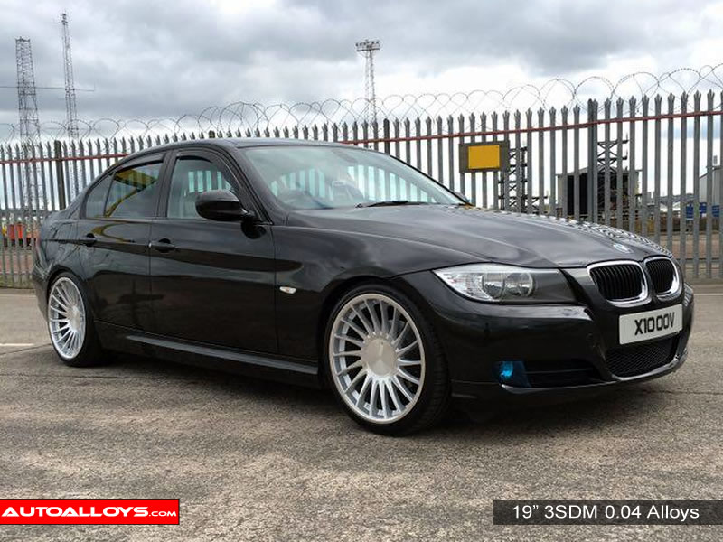 BMW 3 Series 05 - 12 (E90) 19 inch 3SDM 0.04 SMF Alloy Wheels