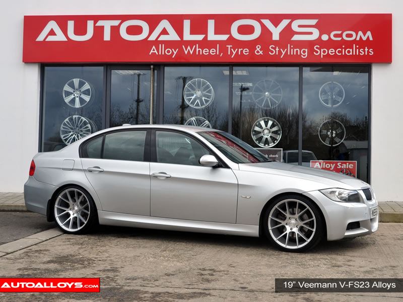 BMW 3 Series 05 - 12 (E90) 19 inch Veemann V-FS23 SMF Alloy Wheels