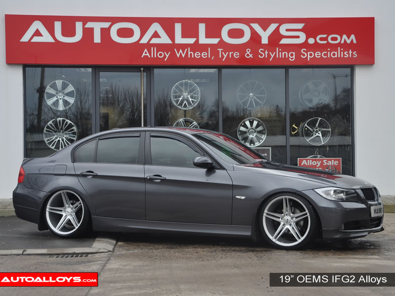 BMW 3 Series 05 - 12 (E90) 19 inch OEMS IFG2 SMF Alloy Wheels