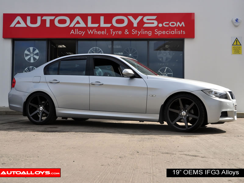 BMW 3 Series 05 - 12 (E90) 19 inch OEMS IFG3 GM Alloy Wheels