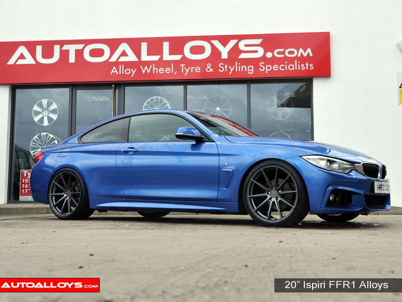 BMW 4 Series 13 On (F32) 20 inch Ispiri FFR1 CG Alloy Wheels