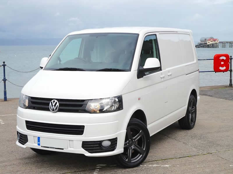 Volkswagen T5 10 - 15 Copy of 18 inch Calibre Tourer Alloy Wheels