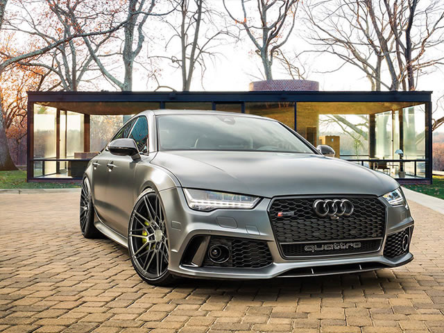 Audi RS7                                                    Audi RS7 AXE CF1 Alloy Wheels