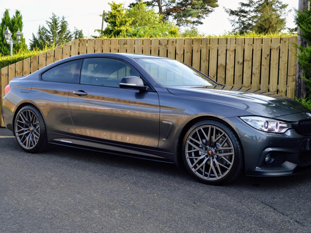 BMW 4 Series                                                    BMW 4 Series AXE EX30 Alloy Wheels
