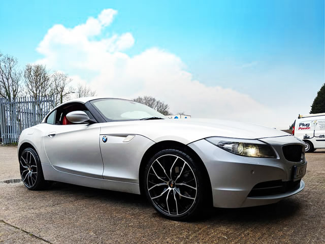 BMW Z4                                                    BMW Z4 LMR Penta Alloy Wheels