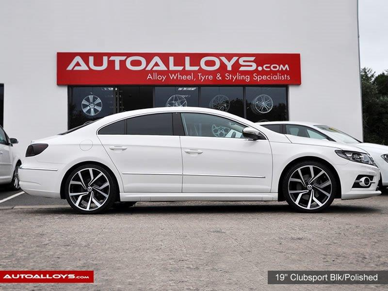 Volkswagen Passat CC                                                    19 inch RAW ClubSport BMF Alloy Wheels
