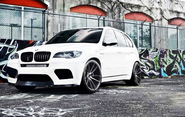 BMW X5                                                    Axe EX33 Black Polished BMW X5