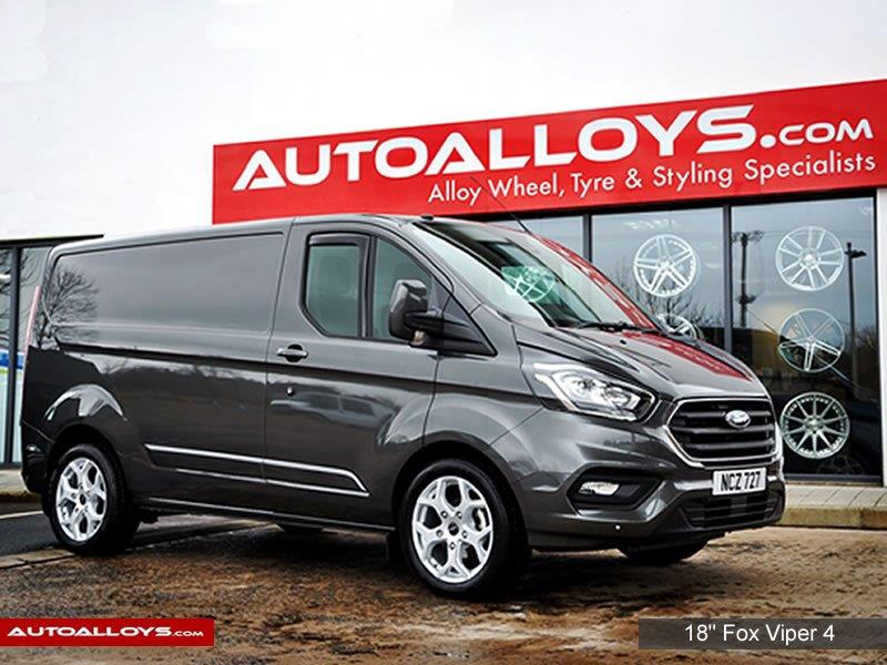 Ford Transit 13 on