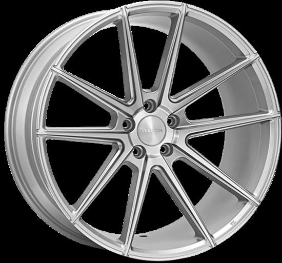 veeman  fs4 silver machined