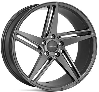 18 inch VEEMAN Alloys, Graphite Gloss, Auto Alloys, UK & Ireland