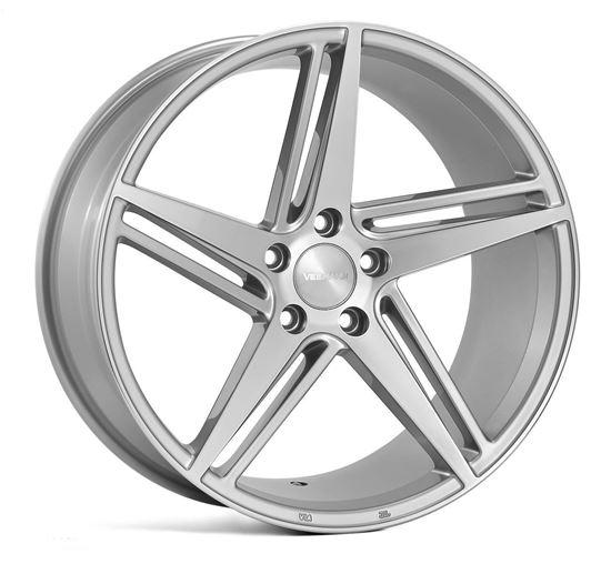 Veemann V-FS31 Silver Machined Alloy Wheels