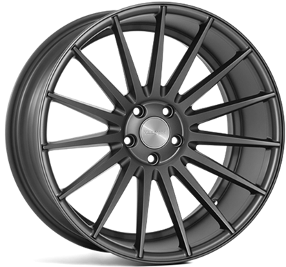 Veemann VC7 Matt Graphite Alloy Wheels