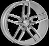 "22"" Veemann V-FS28  Silver Machined Alloy Wheels"