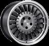 "18"" Ispiri Wheels CSR1D Carbon Graphite Alloy Wheels"